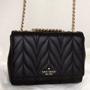 💃Kate Spade Mini Emelyn Quilted Crossbody